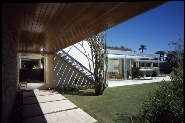 The Kaufmann Desert House Love Chrystal