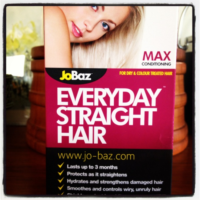 Jo Baz - Everyday Straight Hair