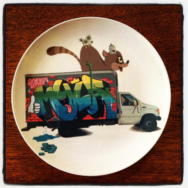 Little plate by MYLA