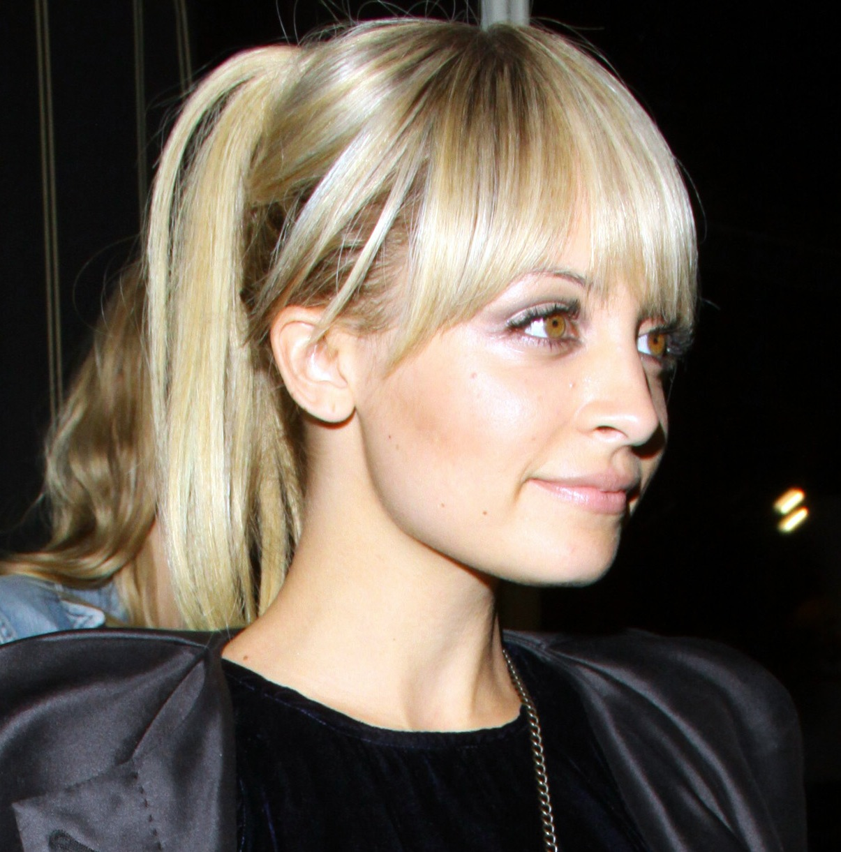 Modern Day Style icon- Nicole Richie | lovechrystal Nicole Richie