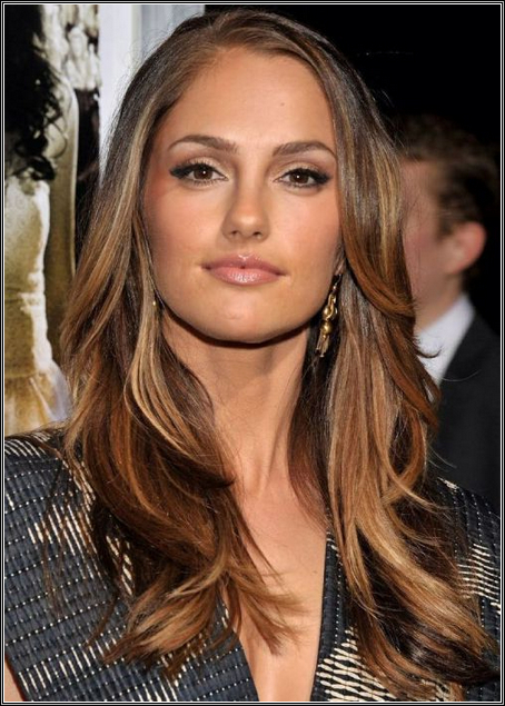 Bronde Caramel Hair Colour Love Chrystal